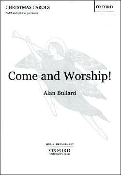 Come And Worship - Bullard - Partition - Chœur - laflutedepan.com