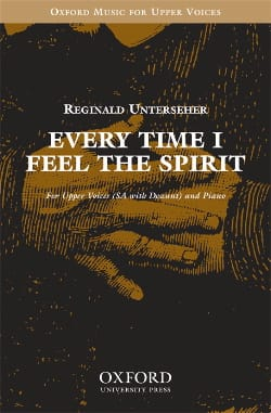 Unterseher - Every Time I Feel The Spirit - Partition - di-arezzo.fr