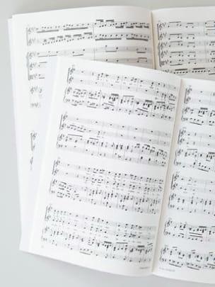 Benedictus - Gabriel Fauré - Partition - Chœur - laflutedepan.com