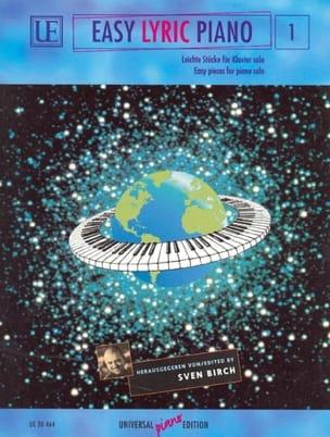 Sven Birch - Easy Lyric Piano Volume 1 - Partition - di-arezzo.fr