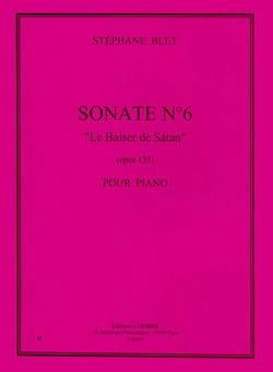 Sonate N° 6 Opus 135 - Stéphane Blet - Partition - laflutedepan.com
