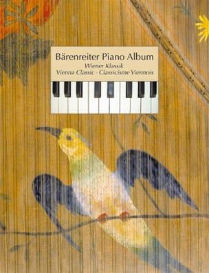 - Barenreiter Piano Album. Wiener Klassik - Partition - di-arezzo.fr