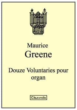 Maurice Greene - 12 Freiwillige - Noten - di-arezzo.de