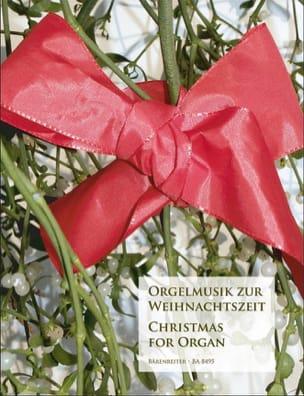 Orgelmusik Zur Weihnachtszeit Volume 1 Partition laflutedepan