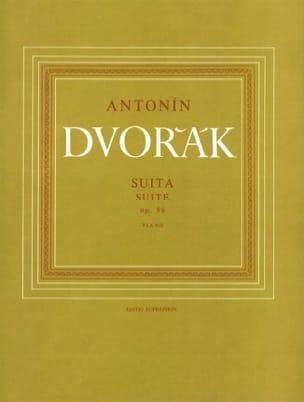 Anton Dvorak - Suite In the Major Op. 98 B 184 - Sheet Music - di-arezzo.co.uk