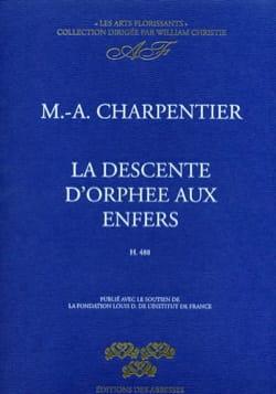 La Descente d'Orphée Aux Enfers H 488 CHARPENTIER laflutedepan