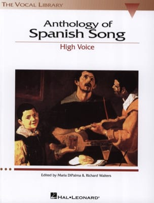 - Anthology Of Spanish Song. Aloud - Sheet Music - di-arezzo.co.uk