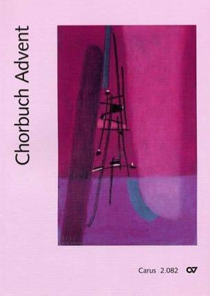- Chorbuch Advent - Partition - di-arezzo.fr