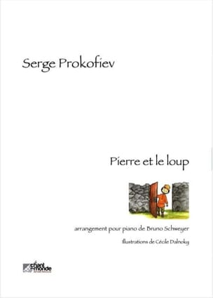 Sergei Prokofiev - Peter and the Wolf Opus 67 - Sheet Music - di-arezzo.co.uk