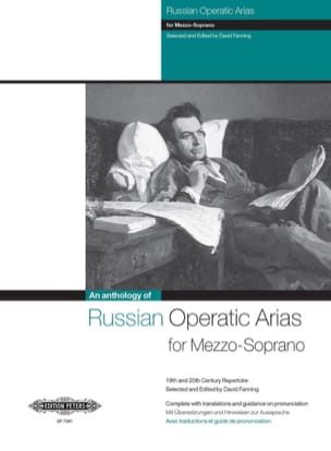 - Russian Operatic Arias. mezzo - Sheet Music - di-arezzo.co.uk