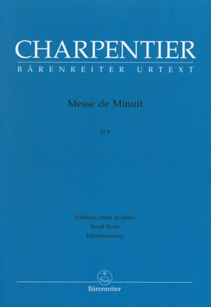Marc-Antoine Charpentier - Midnight Mass - Sheet Music - di-arezzo.co.uk