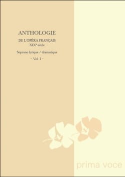 - Anthology of the 19th century French opera. Soprano Volume 1 - Sheet Music - di-arezzo.com