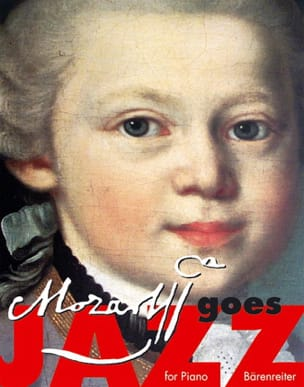 MOZART - Mozart Goes Jazz For Piano - Sheet Music - di-arezzo.co.uk
