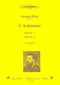 Georges Bizet - L' Arlésienne, Suites 1 et 2 - Partition - di-arezzo.fr