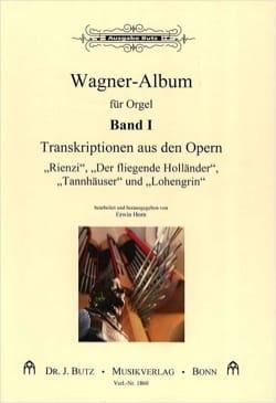 Transcriptions D'opéras Volume 1 - Richard Wagner - laflutedepan.com