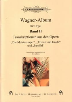 Richard Wagner - Transcriptions D'opéras Volume 2 - Partition - di-arezzo.fr