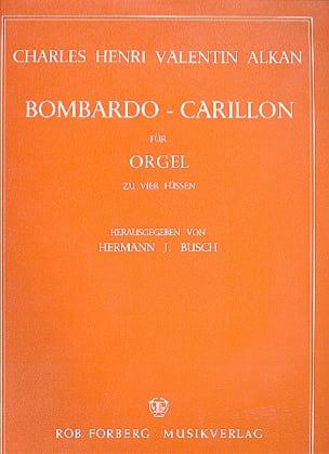 Bombardo-Carillon - Charles Henri Valentin Alkan - laflutedepan.com