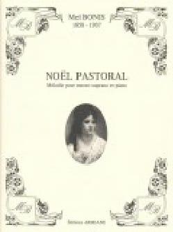 Noël Pastoral Op. 20 - Mel Bonis - Partition - laflutedepan.com