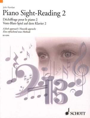 John Kember - Piano Sight-Reading Volume 2 - Partition - di-arezzo.fr