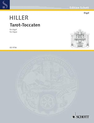 Wilfried Hiller - Tarot-Toccaten - Partition - di-arezzo.fr