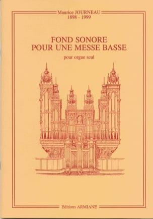 Fond Sonore Pour une Messe Basse Op. 44 - laflutedepan.com