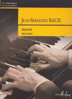 Bach Jean-Sébastien / Tharaud Alexandre - Andante Du Konzert BWV 979 - Noten - di-arezzo.de