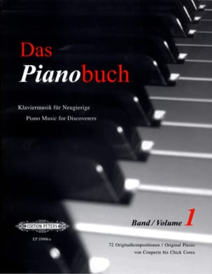 - Das Pianobuch. Volume 1 - Partition - di-arezzo.fr