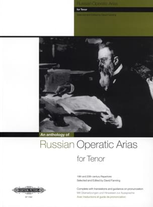 - Russian Operatic Arias Ténor. - Partition - di-arezzo.fr