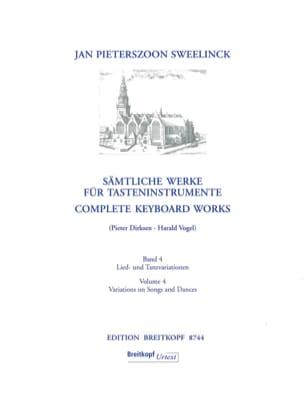 Sämtliche Werke Für Tasteninstrumente Volume 4 laflutedepan