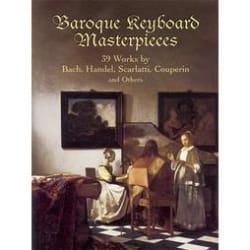 - Baroque Keyboard Masterpieces - Sheet Music - di-arezzo.co.uk
