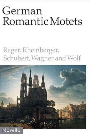 - German Romantic Motets Volume 2 - Partition - di-arezzo.fr