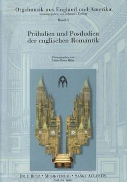 Präludien Und Postludien Der Englischen Romantik Volume 1 laflutedepan