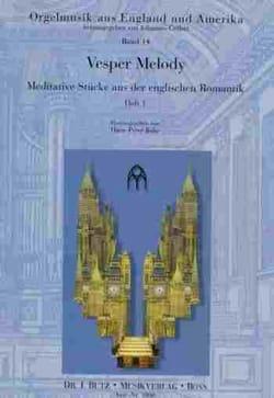 - Vesper Melody - Partition - di-arezzo.fr