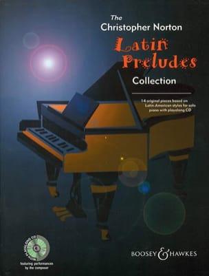 Christopher Norton - Latin Preludes Collection - Partition - di-arezzo.fr