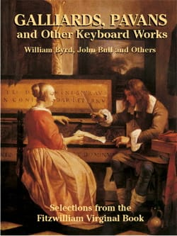 - Gaillards, Pavans And Other Keyboard Works - Sheet Music - di-arezzo.co.uk