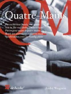 André Waignein - 4 Hands - Sheet Music - di-arezzo.com