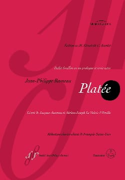 Jean-Philippe Rameau - Plataea - Sheet Music - di-arezzo.co.uk