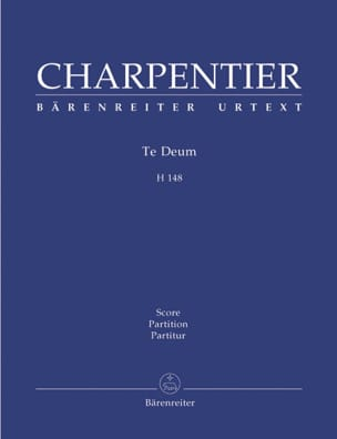Marc-Antoine Charpentier - Te Deum - Sheet Music - di-arezzo.co.uk