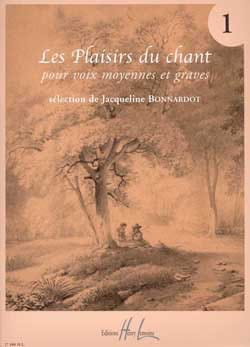 The Pleasures of Chant Volume 1. Medium / Serious Voice - Sheet Music - di-arezzo.co.uk