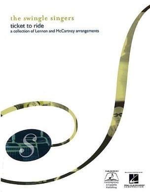 Lennon / Mac Cartney - Ticket To Ride - Partition - di-arezzo.fr