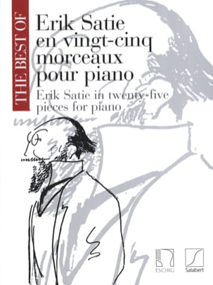 Erik Satie - 25 Pieces For Piano - Sheet Music - di-arezzo.co.uk