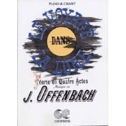 Le Voyage Dans la Lune - Jacques Offenbach - laflutedepan.com