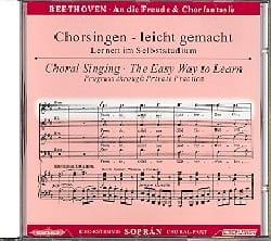 9ème Symphonie Opus 125 et Chorfantasie Opus 80. CD Soprano - laflutedepan.com