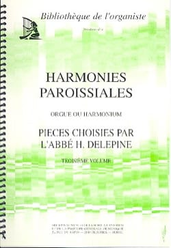 - Parish Harmonies Volume 3 - Sheet Music - di-arezzo.com