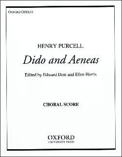 Didon et Enée. Choeur seul - Henry Purcell - laflutedepan.com