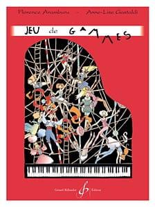 Aramburu Florence / Gastaldi Anne-Lise - Jeu de Gammes - Partition - di-arezzo.fr