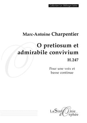 O Pretiosum et Admirabile Convivium H 247 - laflutedepan.com