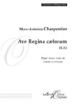 Ave Regina Caelorum H 22 Marc-Antoine Charpentier laflutedepan