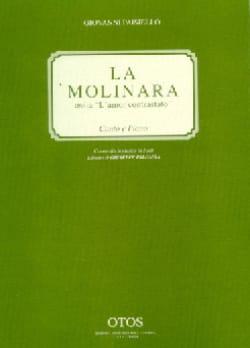 La Molinara - Giovanni Paisiello - Partition - laflutedepan.com