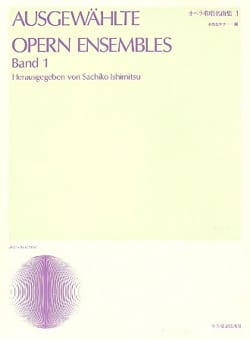 - Ausgewählte Opern Ensembles Volume 1 - Partition - di-arezzo.fr